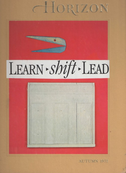 LearnShiftLead, Altered Book Cover